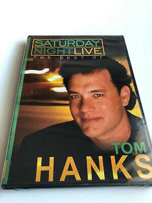 Saturday Night Live - The Best of Tom Hanks DVD New (Saturday Night Live The Best Of Tom Hanks)
