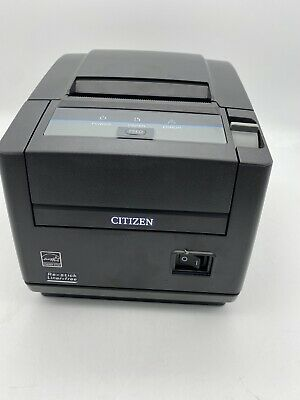 Citizen Ct-s601 Point Of Sale Thermal Printer -