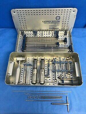 Smith Nephew Ilizarov 7101-3622 Wires Instruments Orthopedic External Fixation