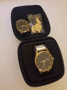 Gold MVMT watch Glebe Inner Sydney Preview