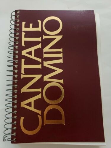 CANTATE DOMINO PRE-OWNED - $0.99