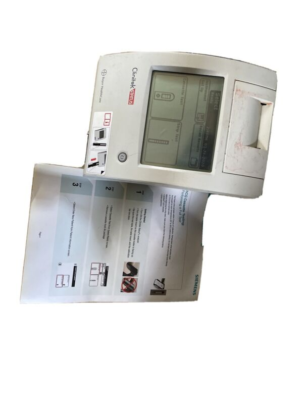 Siemens Clinitek Status Urine Chemistry Analyzer