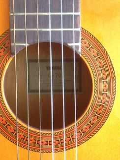 Sell Guitar Classic YAMAHA C-70 with guitar bag Hobartville Hawkesbury Area Preview