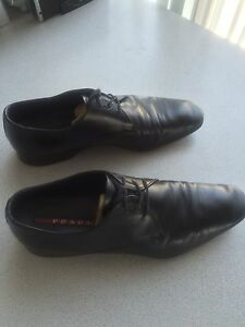 Men's Prada dress shoes