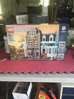 BRAND NEW Lego Creator Expert Bookshop 10270 - *FREE FAST PRIORITY SHIPPING!*