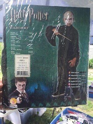 Harry Potter Lord Voldemort Child Boys Halloween Costume - Lord Voldemort Halloween Kostüm