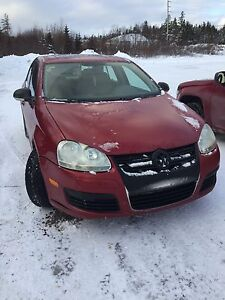 2006 Volkswagen Jetta 2.5L 5 Speed
