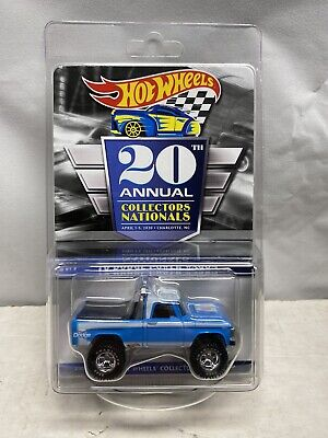 Hot Wheels 2020 Charlotte Nationals 70 Dodge Power Wagon Limited Edition