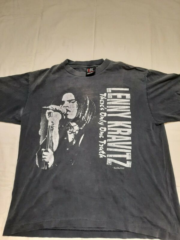 Vintage Lenny Kravitz Concert Shirt There