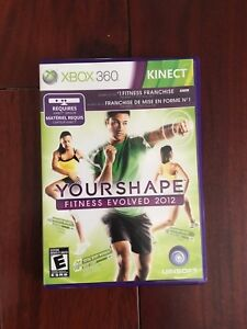 Xbox 360 fitness game