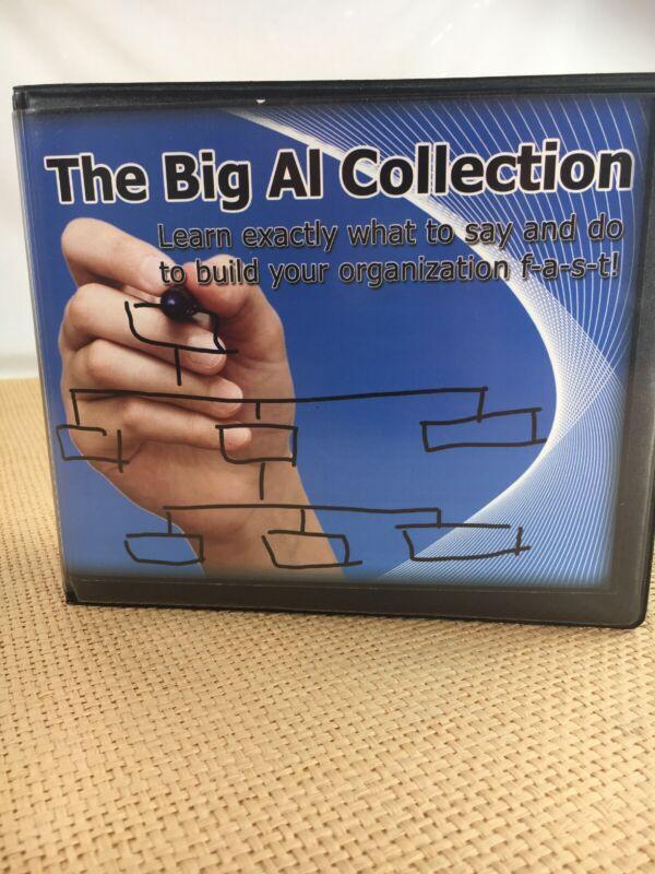The Big Al Collection 36-CD Set Tom Schreiter Big Al MLM network marketing  CDs