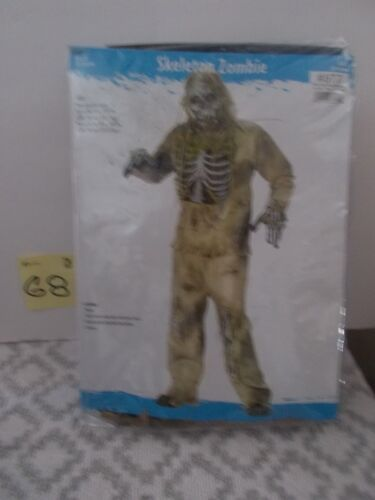 Halloween One Size fits most, Zombie Costume