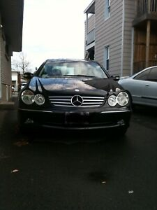 2004 Mercedes Benz clk320 coupe