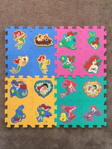 Little Mermaid Children s Foam Puzzle - $9.99