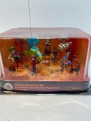 Disney Store du film Coco Deluxe figurines SET- Très rare à trouver! NEW - NEUF