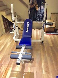 Bench Press/ banc exercice