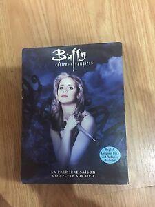 Coffrets Buffy contre les vampires