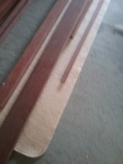 Timber dressed jarrah