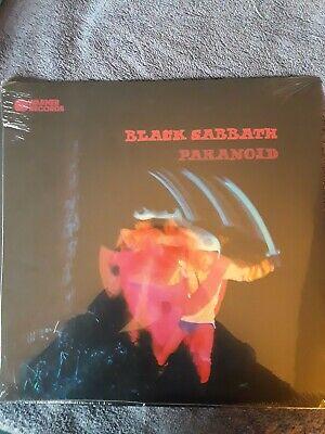 Black sabbath paranoid vinyl New