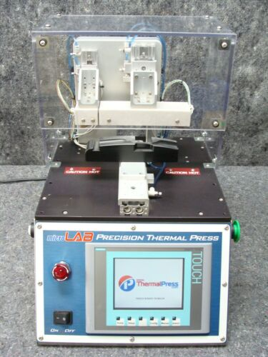 ThermalPress International MicroLab Precision Thermal Press Heat Sealer / Welder