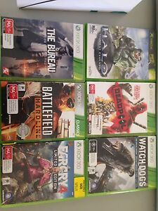 Xbox360 games Dumbarton Toodyay Area Preview