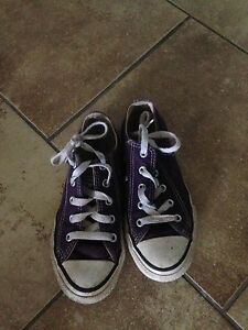 Assorted little girls shoes