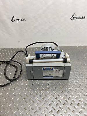 Vacuubrand Mz 2c Chemistry Diaphragm Vacuum Pump System Z-218