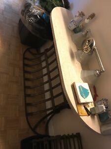 Like new hall table
