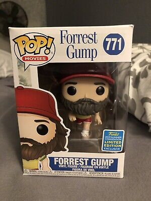 FORREST GUMP RUNNING Funko Pop Movies #771 SDCC Box Lunch Exclusive