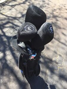 Pro X7 Golf set, left handed