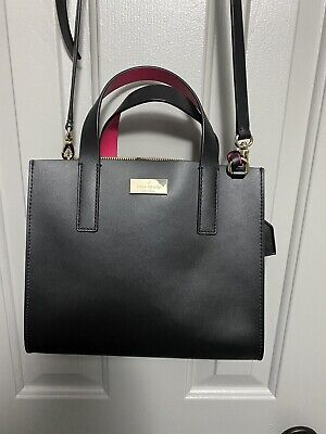 Kate Spade Small Black Tote