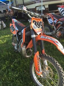 2008 KTM 105sx  -  Great Condition!