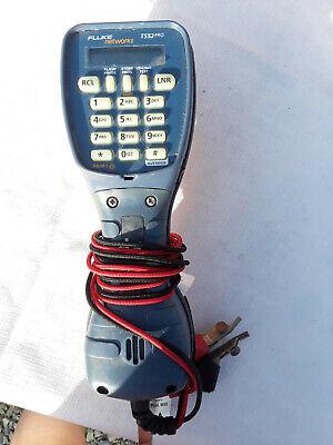 Fluke Ts52 Pro Telephone Test Set Butt Set
