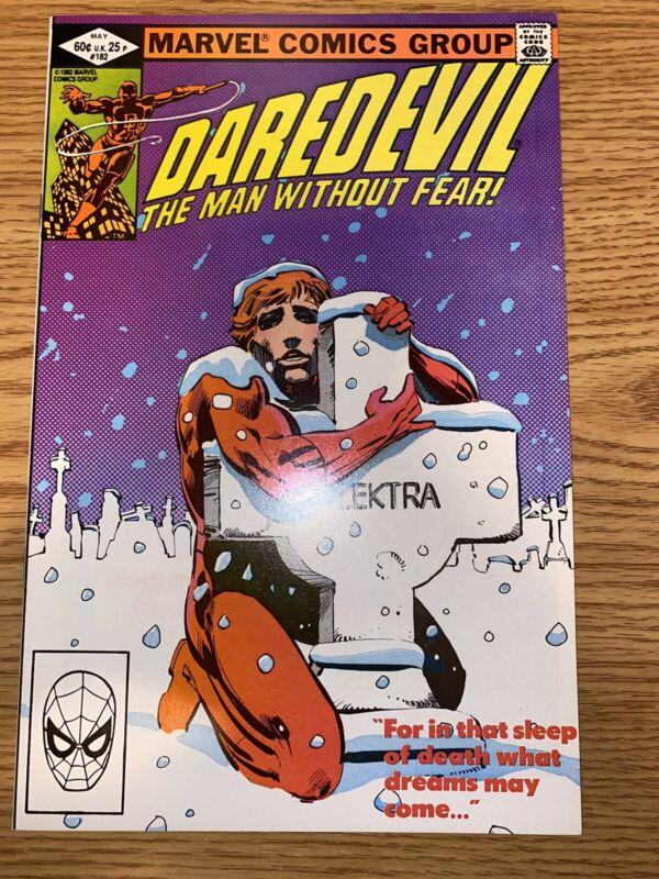 Daredevil #182 NM+