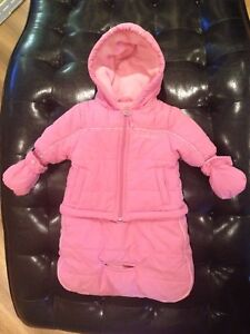 U.S. Polo ASSN. Baby Bunting Snowsuit