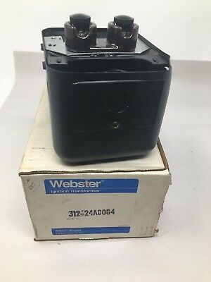 Webster 312-24ab084 Ignition Transformer Code A98y 120v