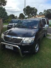 2012 Toyota Hilux Ute Carrum Downs Frankston Area Preview