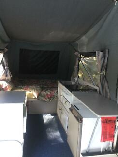 Cub Spacematic camper trailer 2003.