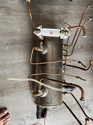 Rancilio Epoca S Boiler Parts Pictured Only