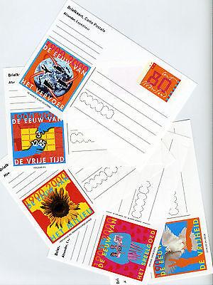Niederlande Postkarte P 319