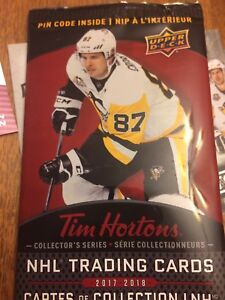 Tim Hortons Hockey Cards for sale