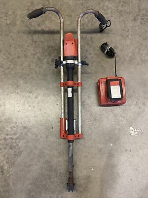Hilti St 1800-a22 Kit With Sdt5 Roofdecking Gun Nailer W Battery Charger