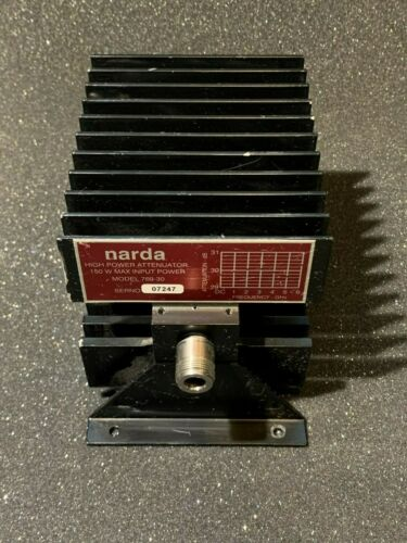 Narda High Power Attenuator