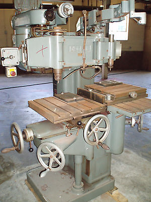 DECKEL Pantograph Model KF-1 NICE Engraver Mill