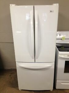 3 year old LG fridge