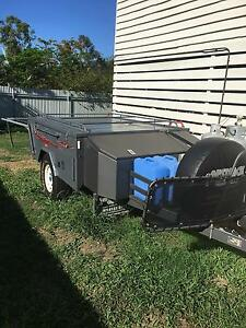 2013 Austrack Rear Folding Camper Trailer Rockhampton Rockhampton City Preview