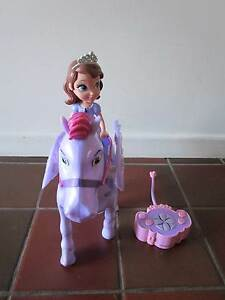 Sofia the First - Princess Sofia Walking Minimus Remote Control Rochedale South Brisbane South East Preview