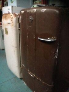 Garage sale old fridges 100 each brick brack furniture Wingfield Port Adelaide Area Preview