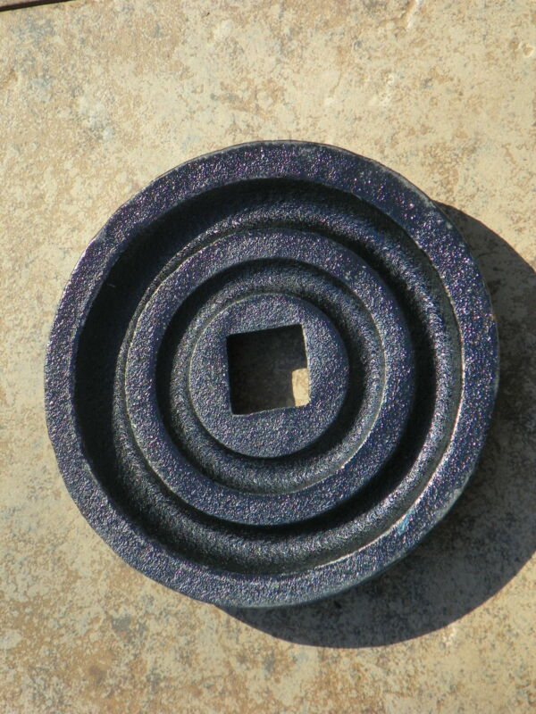 """Universal Fit Disc Bumper Washer for 1"""" Square Disc Axle"""