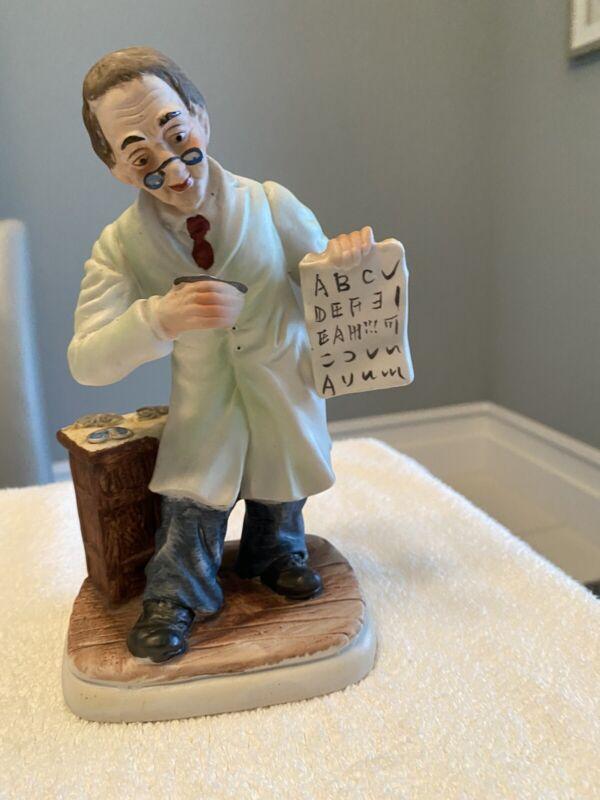 Optometry Figurine - UNIQUE -